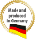 Made and produced in germany